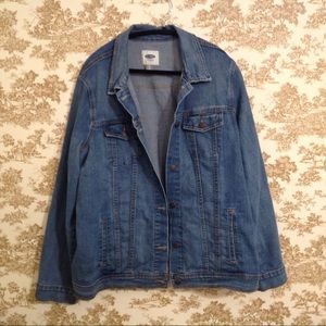 🔵 Old Navy Denim Jacket